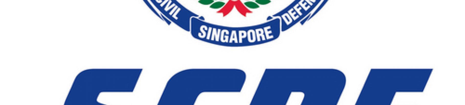 Singapore civil defense SCDF
